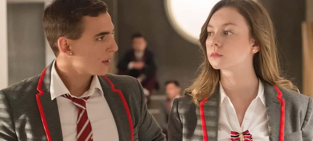 Elite saison 3: de nouvelles photos de la série Netflix dévoilées !