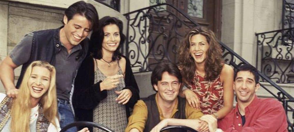 Friends: la bande se reforme pour un episode special !