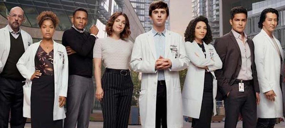 Good Doctor saison 4- les nouveaux episodes confirmes !