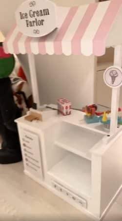 Kim Kardashian révèle l'impressionnante salle de jeux de ses enfants !