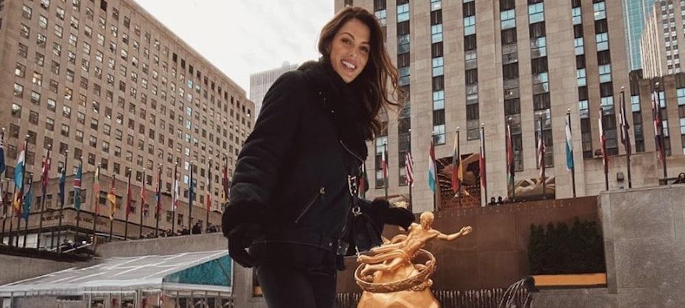 Iris Mittenaere de retour de New-York: elle subit le jet lag !