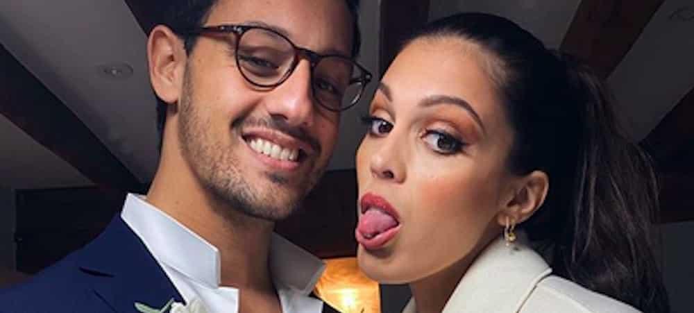 Iris Mittenaere et Diego El Glaoui: bisou passionné dans le métro !