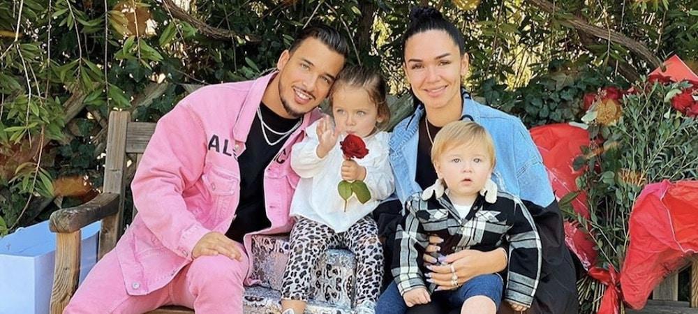 Jazz (JLC Family) a Paris- elle se rend a Disneyland avec ses enfants !