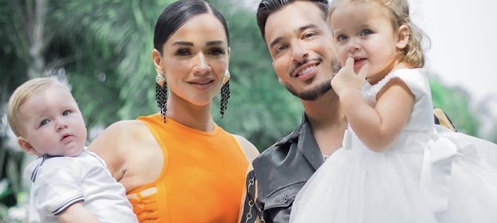 Jazz (JLC Family) en famille: elle profite du zoo à Dubaï !