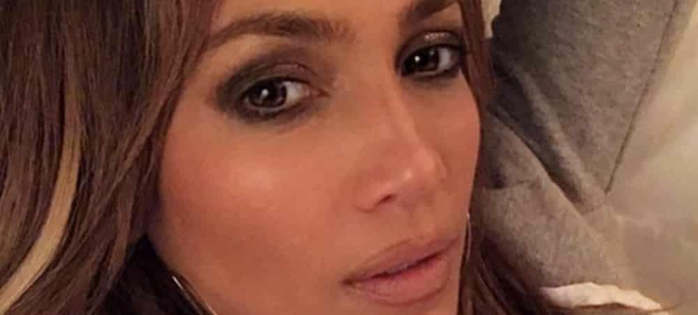 Jennifer Lopez mele tenue de sport et sac de luxe ! (PHOTO)