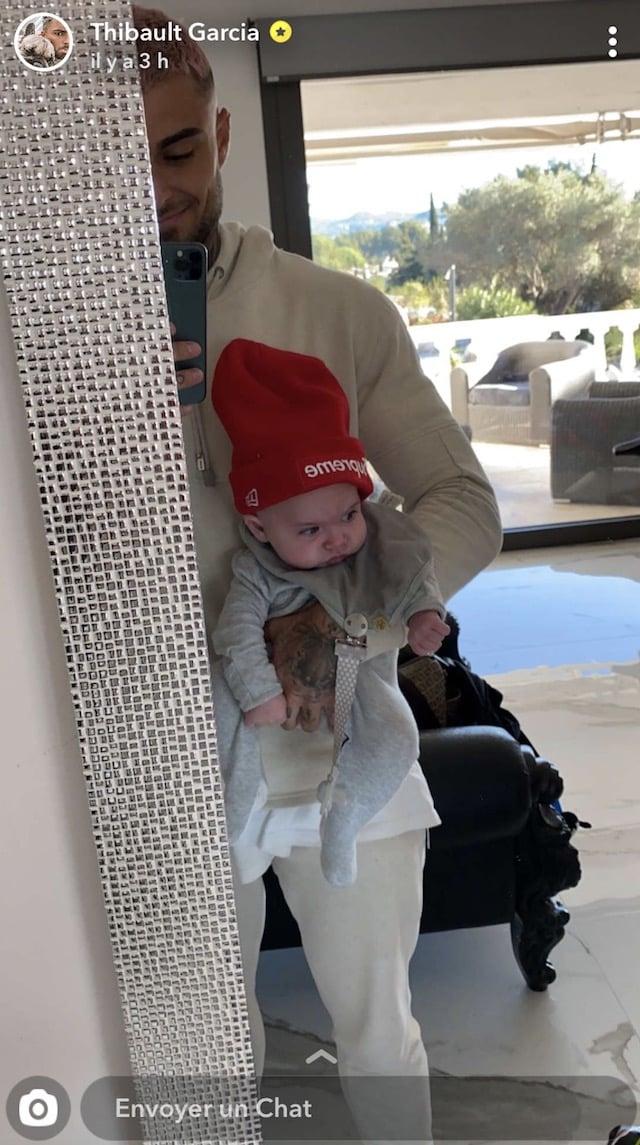 Jessica Thivenin et Thibault Garcia: Maylone porte le bonnet de son papa !