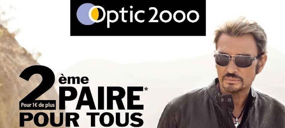 Johnny Hallyday- l'enorme somme gagnee avec la pub Optic 2000 !