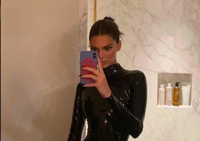Kendall Jenner torride elle dévoile son corps de rêve sur Instagram 29022020-