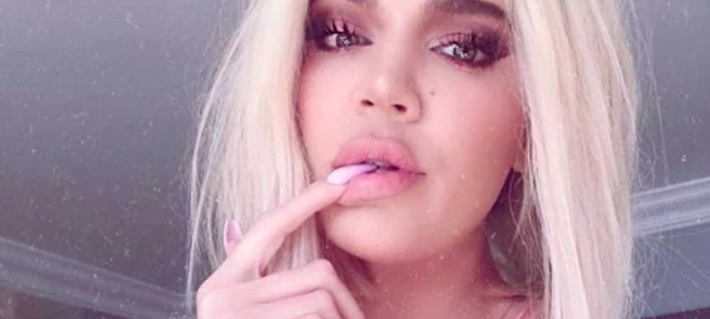 """Khloé Kardashian: """"Tristan Thompson est une belle personne"""" !"""
