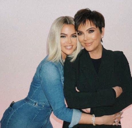 Khloe Kardashian: True passe l'apres-midi avec sa cousine North !