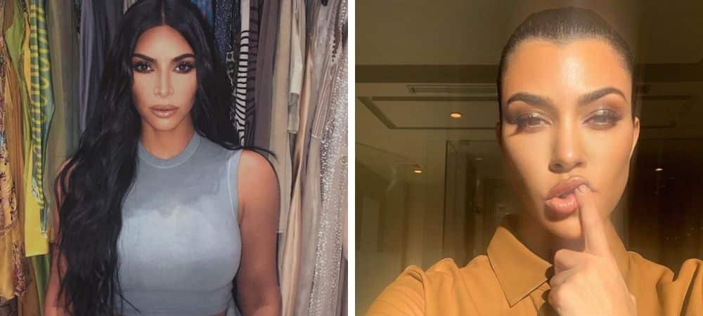 Kim Kardashian et Kourtney la video de leur bagarre fait le buzz