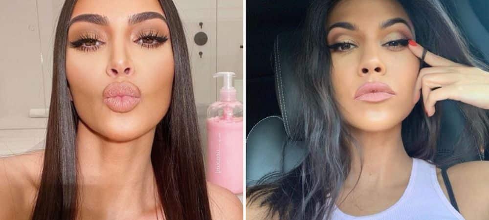 Kim Kardashian et Kourtney rendent hommage à leur père décédé