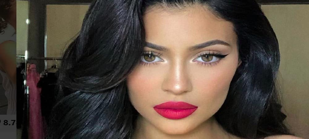 Kylie Jenner révèle sa technique pour des lèvres XXL ! (VIDEO)