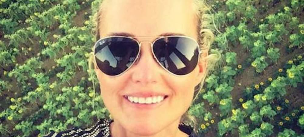 Laeticia Hallyday enfin americaine- elle realise un reve !