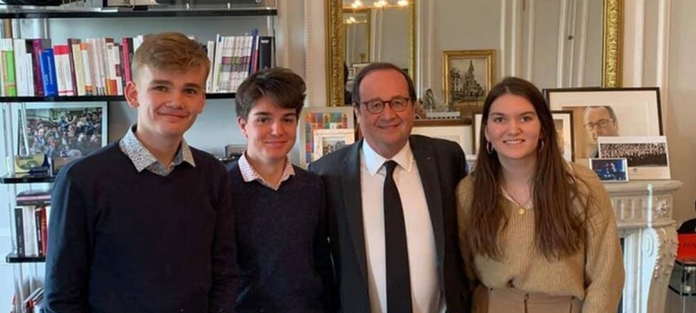 Lisieux : un etudiant interroge les candidats aux municipales sur YouTube !