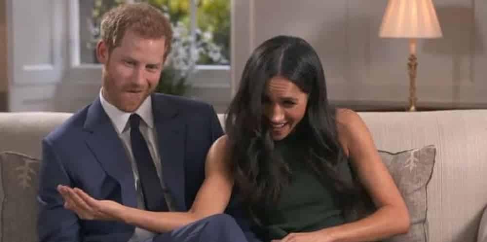 Meghan Markle: quand Harry va chercher des sandwiches pour sa belle !