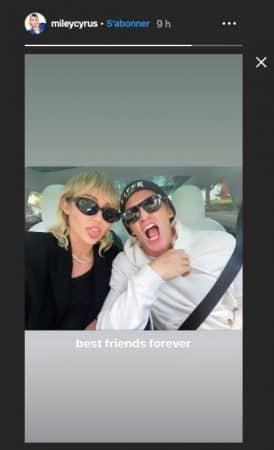 En couple depuis plusieurs mois, Miley Cyrus et Cody Simpson sont plus complices que jamais. La chanteuse a devoile une photo sur Instagram