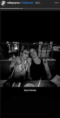 Miley Cyrus et Cody Simpson une nouvelle photo de couple dévoilée17022020