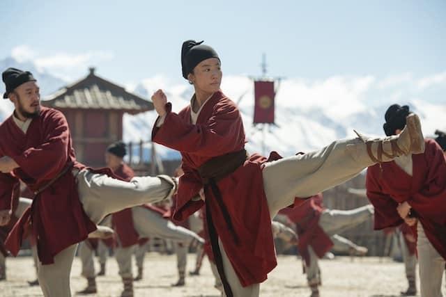 Mulan interdit aux moins de 13 ans aux Etats-Unis
