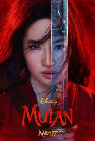 Mulan: le coronavirus pourrait nuire au succès du film !