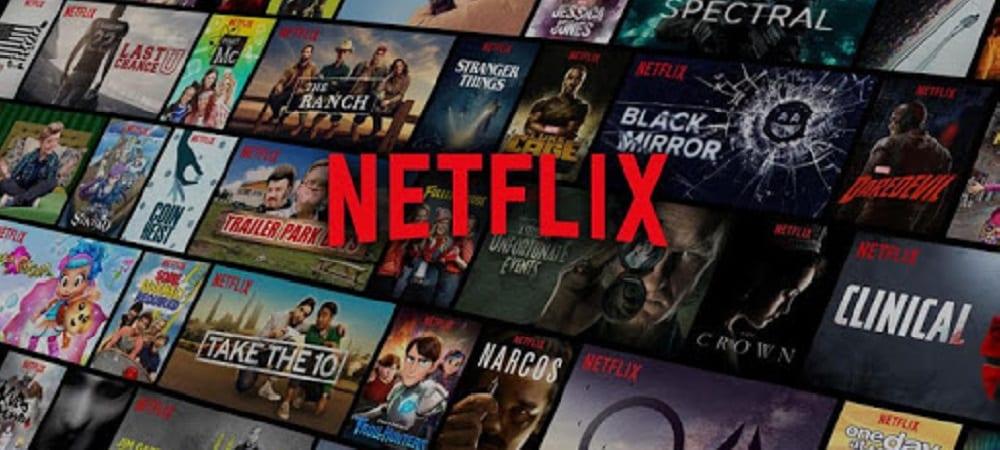 Netflix dévoile le top 10 de ses contenus les plus populaires 1000