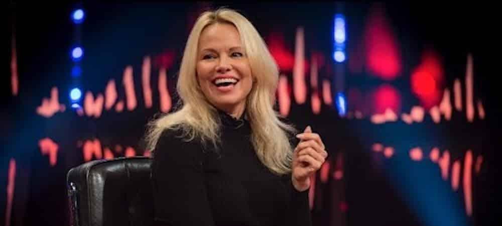 Pamela Anderson belle et sauvage- elle aimerait etre un animal !