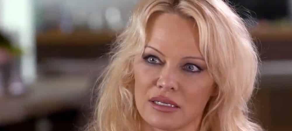 Pamela Anderson de plus en plus melancolique depuis son divorce !