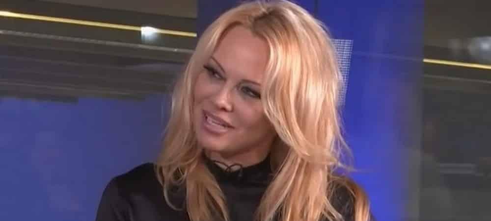 Pamela Anderson superbe: ce portrait en noir et blanc fait sensation !