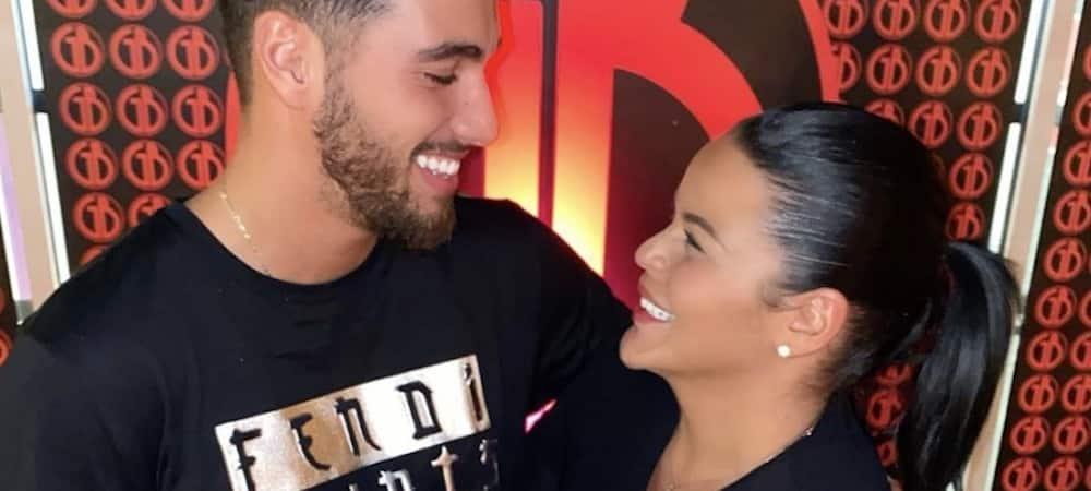 Sarah Fraisou hilare: elle se moque de son chéri Ahmed sur Instagram !