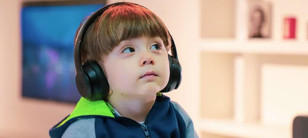 """Spotify en quete d'un nouveau public la plateforme lance une version """"Kids"""""""