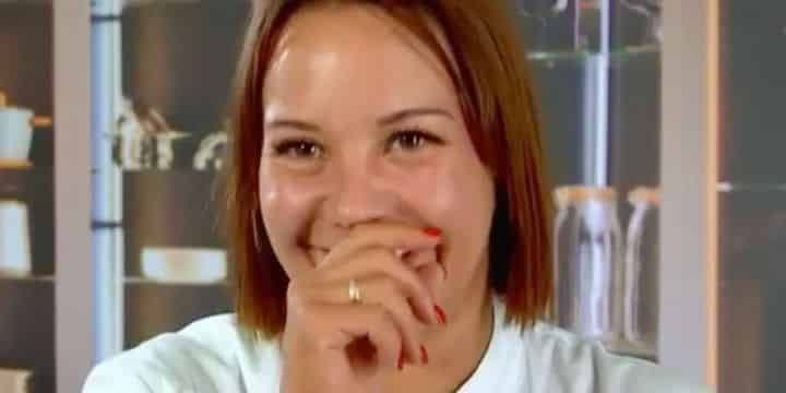 Top Chef 2020: Natasia se coupe et chute pendant l'épreuve !