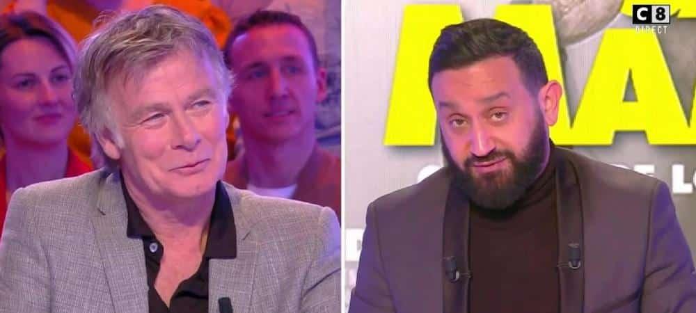 TPMP: Cyril Hanouna balance sur la rencontre de Franck Dubosc et sa compagne !