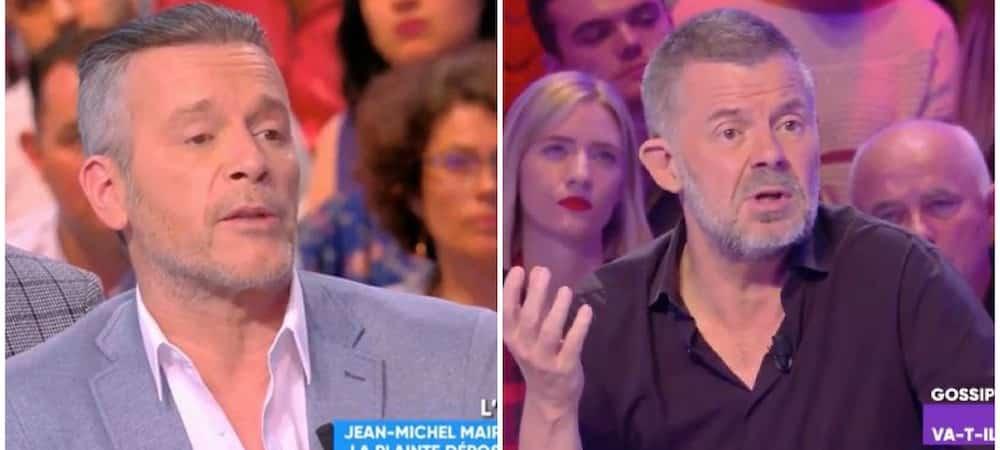 TPMP: Jean-Michel Maire et Eric Naulleau reglent leurs comptes !