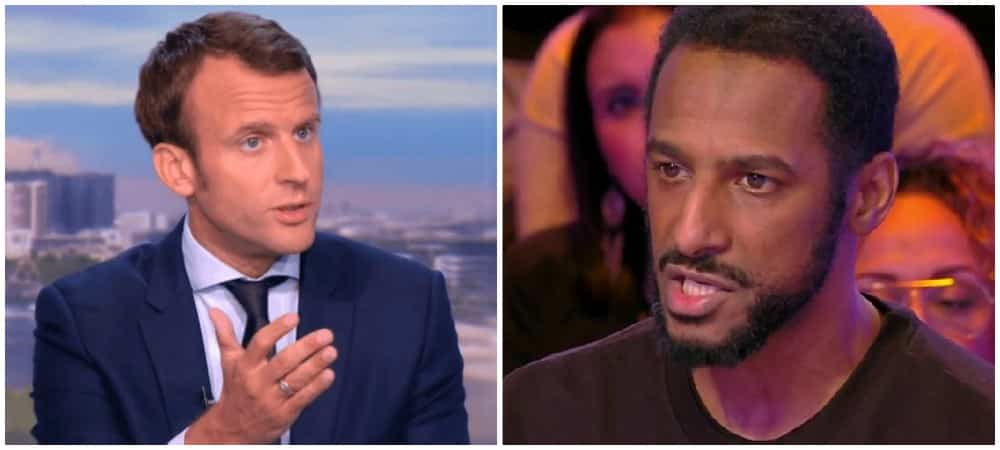 TPMP Stomy Bugsy demande des comptes a Emmanuel Macron
