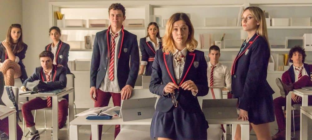 Elite saison 4: nouveau personnages, intrigues et dernière infos !