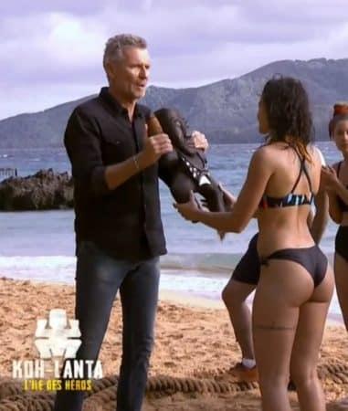 Koh-Lanta 2020- Cindy réagit à la polémique sur le bikini d'Inès 640