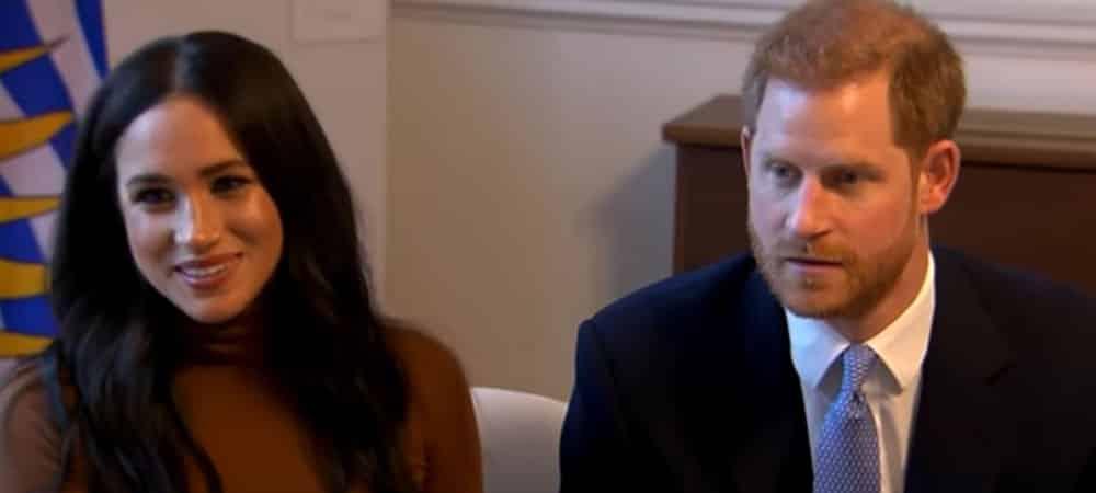 Meghan Markle jugee mechante elle est a Londres sans Archie1000