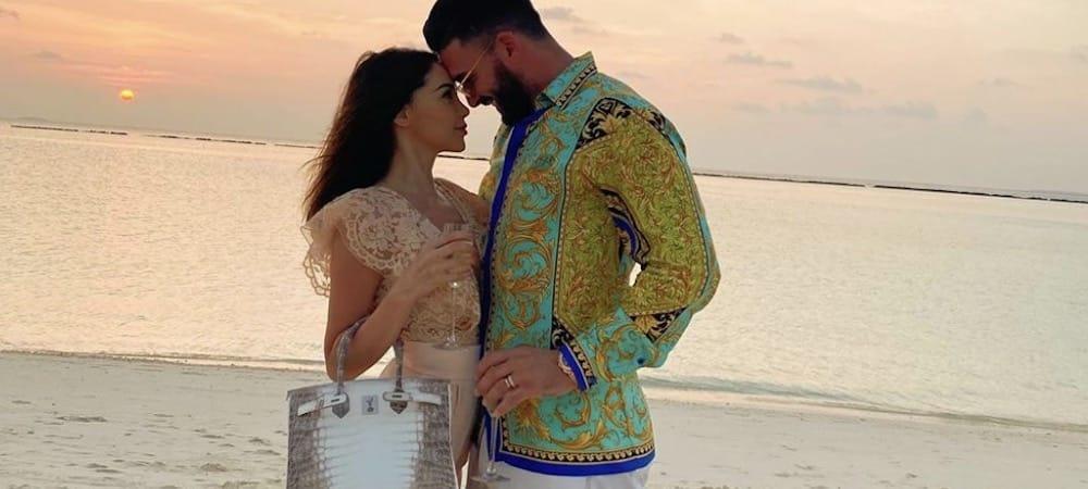 Nabilla: le premier baiser avec Thomas Vergara n'a jamais été diffusé à la télé !