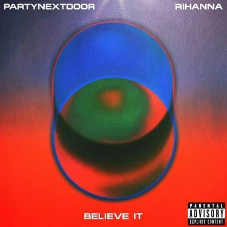 """La pochette de """"Believe It"""""""