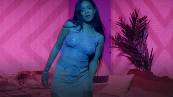 Rihanna- elle revient dans le game ce soir à minuit avec un nouveau son 640