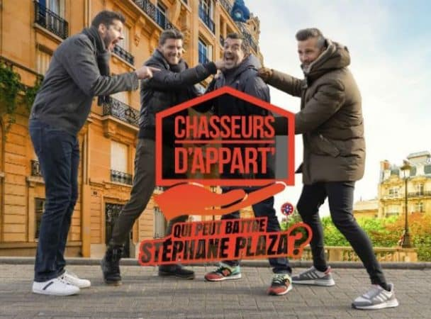 Stéphane Plaza et Chasseurs d'appart c'est terminé sur M6 !