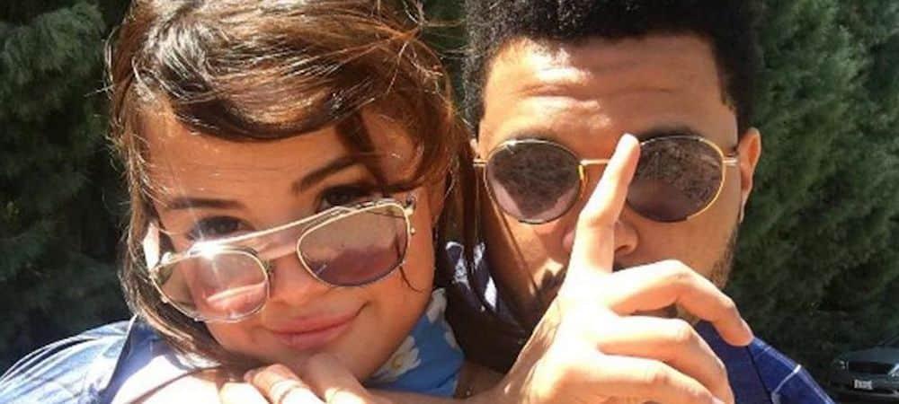 The Weeknd parle de Selena Gomez dans son titre Save Your Tears 1000