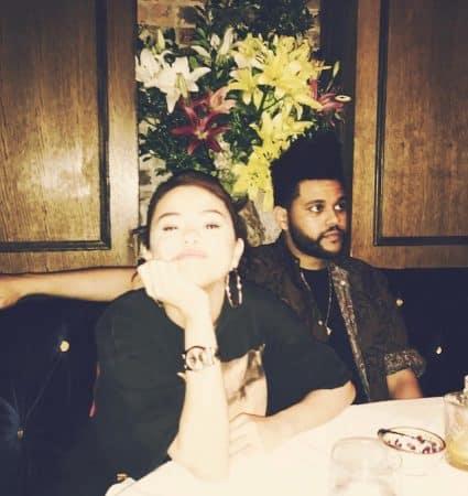 The Weeknd parle de Selena Gomez dans son titre Save Your Tears 640