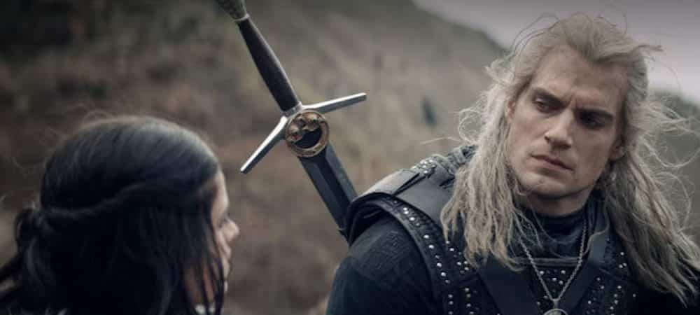 The Witcher saison 2 qui va jouer Vesemir 1000