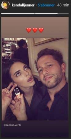 Kendall Jenner et son ami, Derek Blasberg