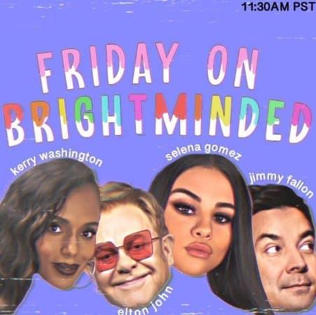 Un nouveau numéro de Bright Minded