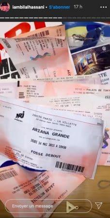 Bilal Hassani: Lady Gaga, Drake, Ariana Grande, il les a tous vu en concert !