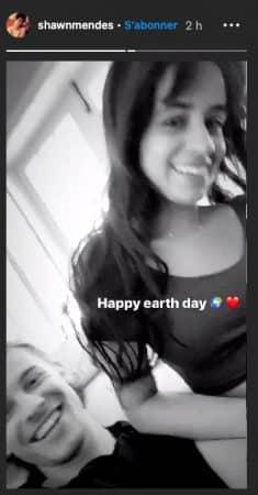 Camila Cabello et Shawn Mendes fêtent la Journée de la Terre en amoureux !