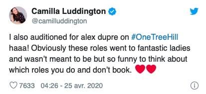 Camilla Luddington (Grey's Anatomy) a failli jouer dans Vampire Diaries !