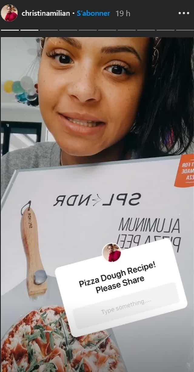 Christina Milian s'offre un appareil pour permettre à M Pokora de mieux manger !